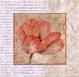 Le Jardin I Art Print