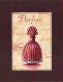 Parfum II Art Print