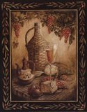 Tuscan Table - Orvieto - Mini Art Print