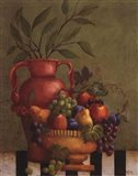 Fresco Fruit I - mini Art Print