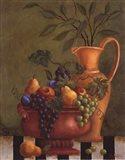 Fresco Fruit II - mini Art Print