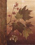 Maple Leaves - mini Art Print