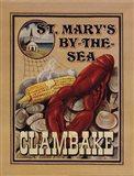 Clam Bake Art Print