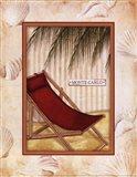 Parasol Club IV Art Print