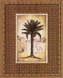 South Palm I Art Print