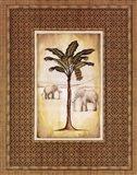 South Palm II Art Print
