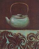 Tea Fusion II Art Print