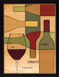 Wine Cellar I Art Print