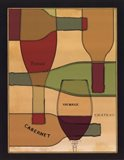 Wine Cellar II Art Print