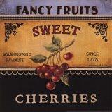Sweet Cherries Art Print