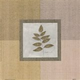 Leaf Element ll Art Print