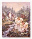 Prayers Of Love Art Print