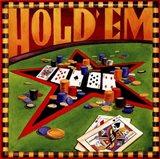 Hold 'em Poker Art Print