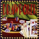 Draw Poker Art Print