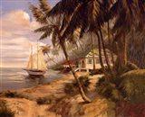 Key West Hideaway Art Print