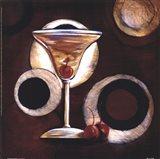 Manhattan Cocktail Art Print