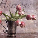 Dutch Tulips II Art Print