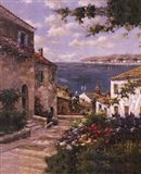 Mediterranean Dreams II Art Print