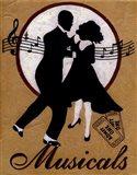 Musicals Art Print
