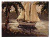Bahama Shore Art Print