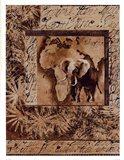 Wild Kingdom I Art Print