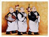 Haute Cuisine II Art Print