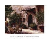 La Villa Borghese Art Print