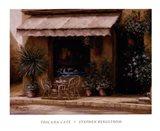 Toscana Cafe Art Print