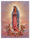 Our Lady Of Guadalupe Art Print