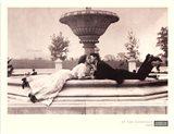 Meet Me At The Fountain 1908 Art Print