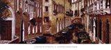 Canale Di Venezia Art Print
