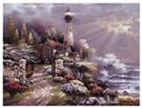 Coastal Splendor Art Print