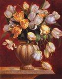 Tulip Majesty Art Print