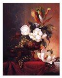 Southern Beauties Art Print