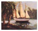 Bermuda Bay Art Print