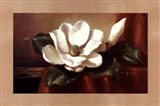Magnolia Vignette l Art Print