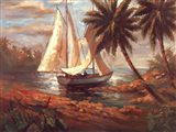 Setting Sail I Art Print