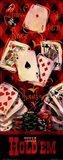 Texas Hold'em II Art Print