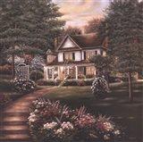 Carolina Evening II Art Print