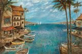 Mediterranean Splendor Art Print