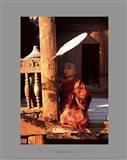Burma Art Print