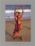 dortes - Indian Dancer Art Print