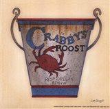 Crabby's Roost Art Print