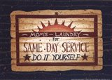 Same Day Service Art Print