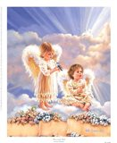 Heavenly Gifts Art Print