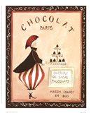 Chocolat, Paris Art Print