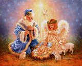 Christmas Miracle Art Print
