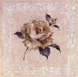 Jardin Rose ll Art Print