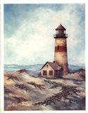Quiet Harbor Art Print