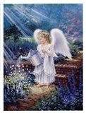An Angel's Gift Art Print